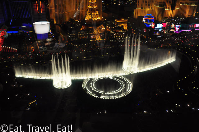 Bellagio Fountains Night 4