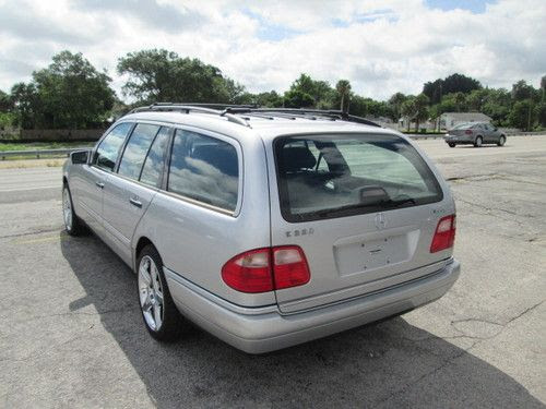 Sell used 1999 Mercedes Benz E320 Wagon ~ 4 Matic ~ Amg ...