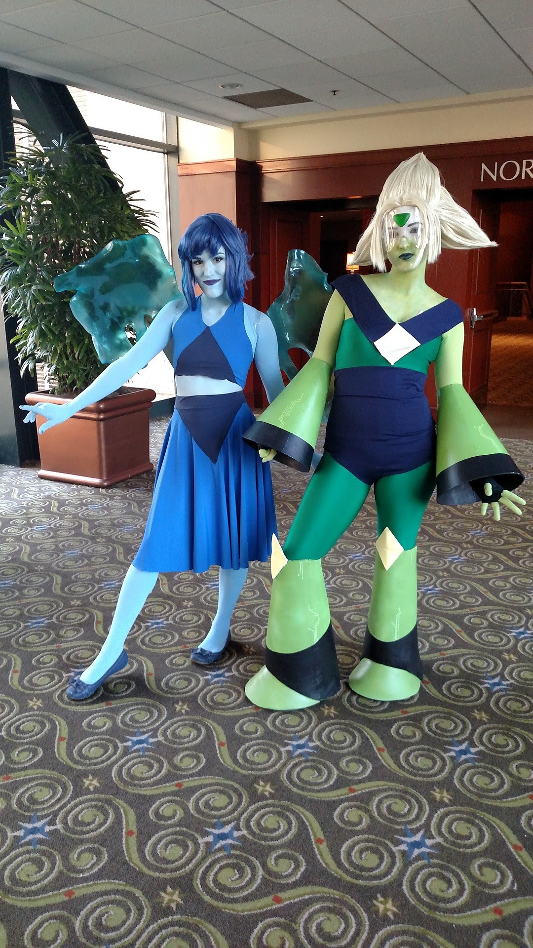 Steven Universe cosplay from Momocon, 2017