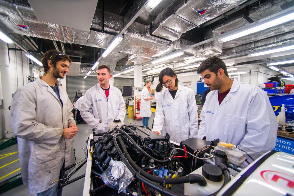 Automotive Engineering (Motorsport) MEng/BEng(Hons) degree ...