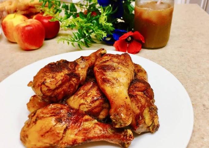 Recipe of Favorite Air Fryer chicken drumsticks