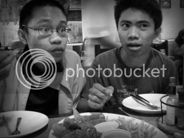 Myself and JP Leo Asong