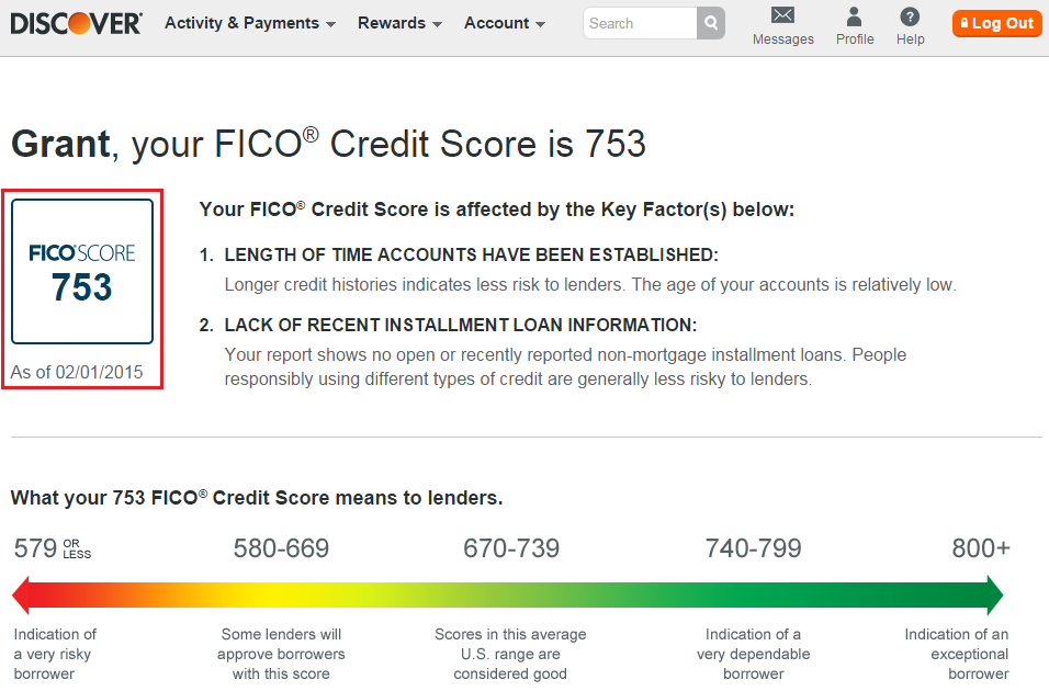 New from Citi: View your FICO Credit Score Online for Free