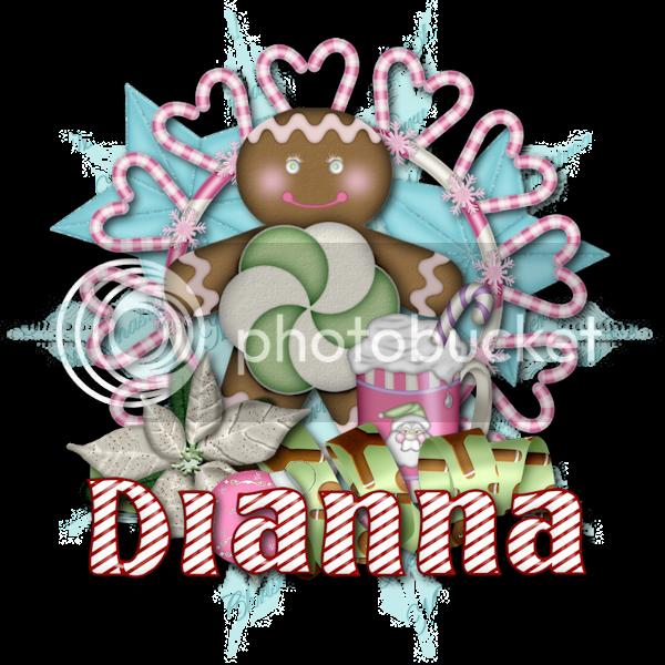 Candy Christmas - Dianna
