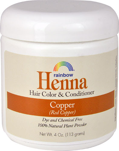 Rainbow Research Henna Hair Color And Conditioner Persian Copperred  Shop at Ebates