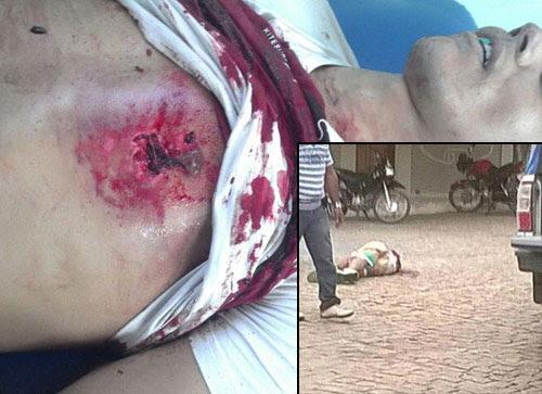 Bandido natural de Brumado morre em confronto com a polícia de Livramento