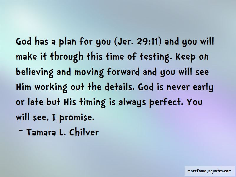 God Always Has A Plan B Quotes Top 17 Quotes About God Always Has A