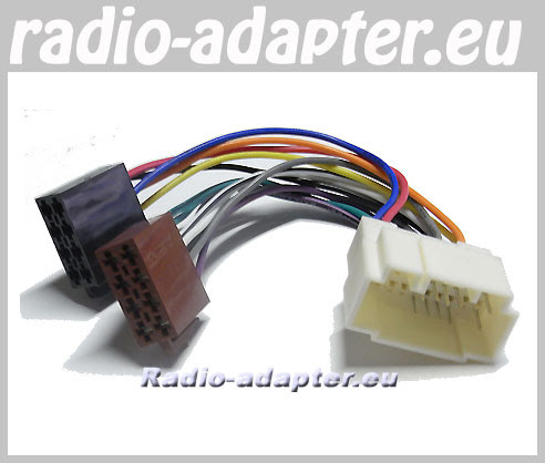 39 2002 Honda Accord Radio Wiring Harness - Wiring Diagram Online Source