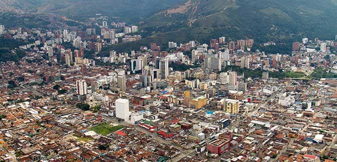 Proyecto de Renovación Urbana de Cali, finalista de la muestra mundial de arquitectura