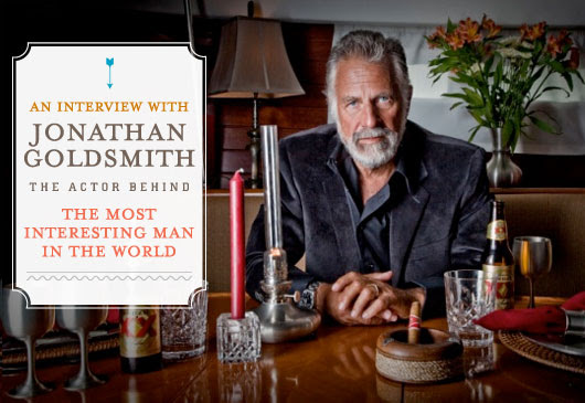 An Interview With Jonathan Goldsmith The Actor Behind The Most