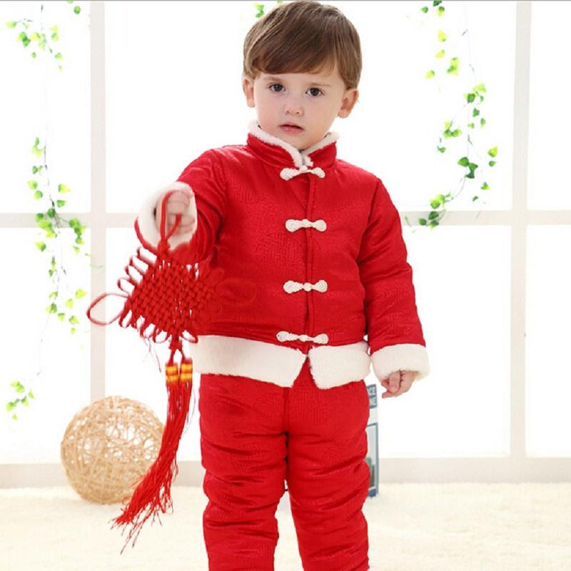2017 All For ChildrenS Clothing And Accessories Chinese New Year Clothes For Baby Boy Chinese