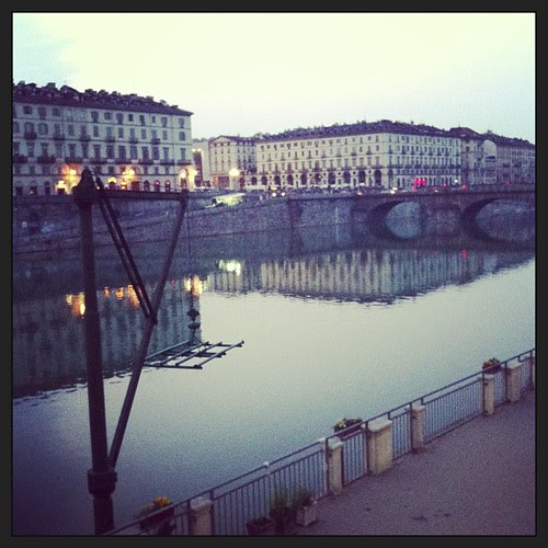 In love with Torino by night :)