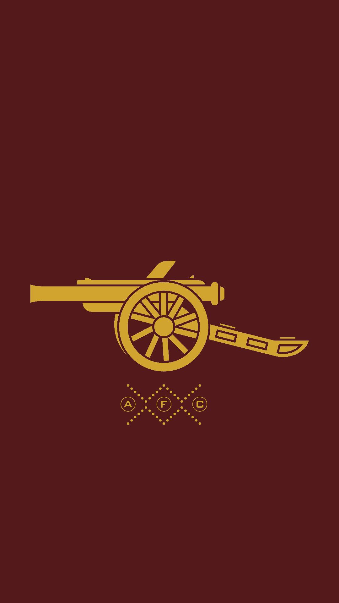 Arsenal Logo HD Wallpaper for Mobile   PixelsTalk.Net