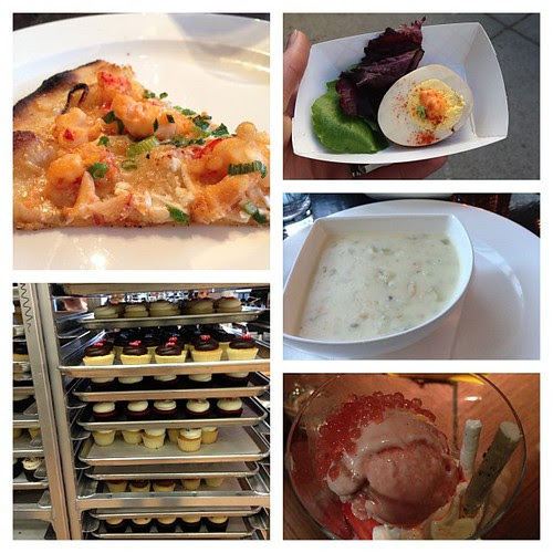 So much fun today with @BOSFoodTours, and such amazing food! #yum #boston #food #dontneedtoeatdinnernow