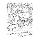 Coloriages à Imprimer Le Livre De La Jungle Numéro 2512