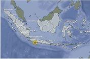 Warga di Sekitar Pantai Pangandaran Bersiaga Pasca-gempa Tasikmalaya