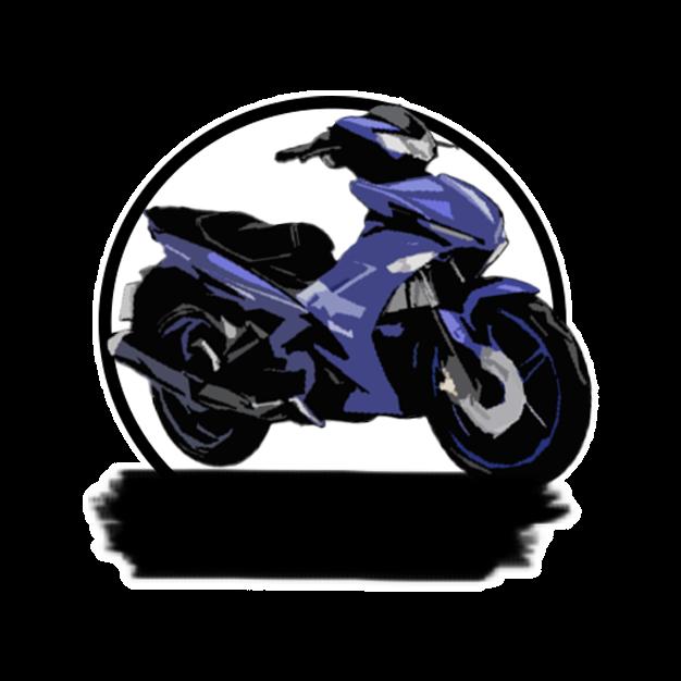 Tạo Logo Xe Exciter 150 cực ngầu