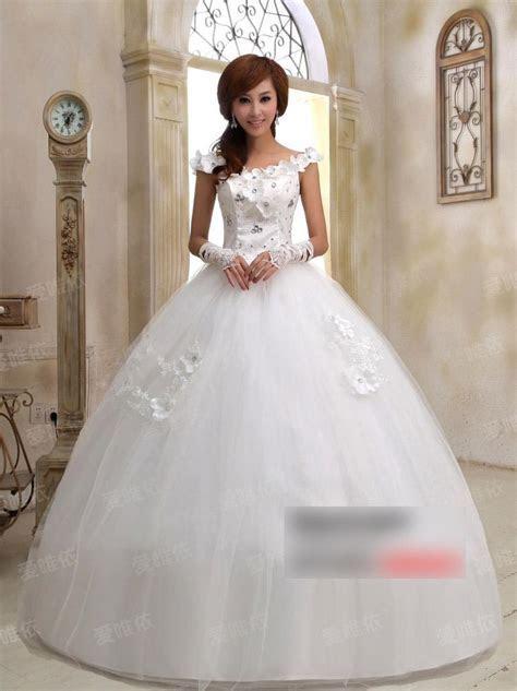 Cheap Wedding Dress Fashion Wedding Grown With Men Made