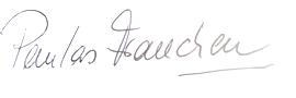 Paulas Frauchen