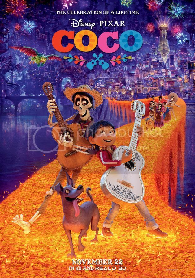 Disney Coco movie