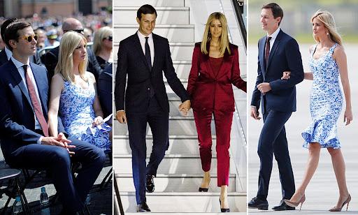 Avatar of Jared Kushner and Ivanka Trump work hard and play harder