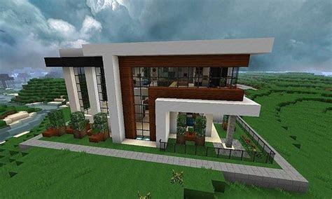 modern house plans  minecraft