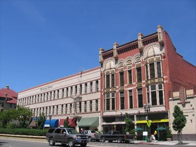 Tretheway Block Stocktonca Us National Register Of Historic