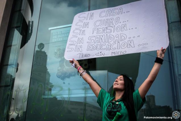 Segundo aniversario del 15M, manifestación del 12 de mayo de 2013 | Foto: MÓNICA PARRA (Fotomovimiento)
