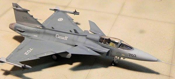 Con los problemas de coste y el retraso de los aviones F-35, el tema de la otra aeronave para la RCAF una copia de seguridad.