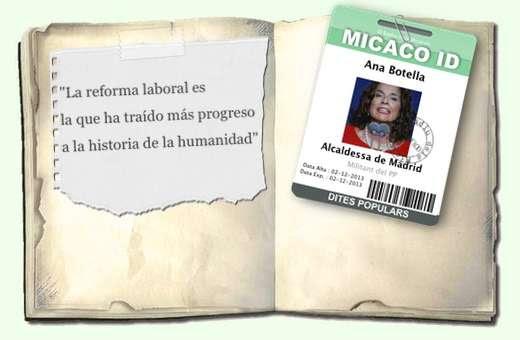 Paraules Ana Botella