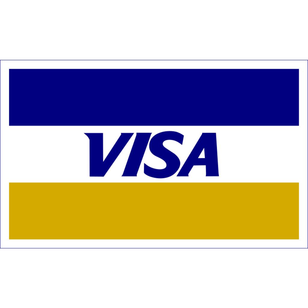 Visa logo, Vector Logo of Visa brand free download (eps, ai, png