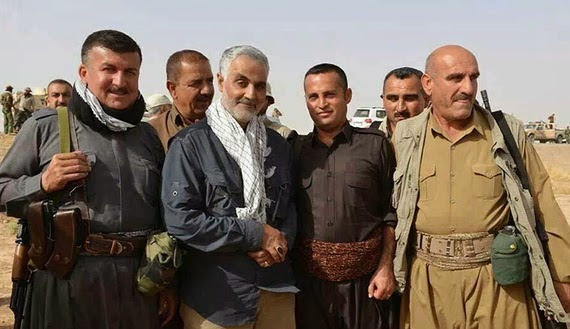Iranian General Qassem Soleimani Calls American Soldiers Cowards Who Wear Diapers