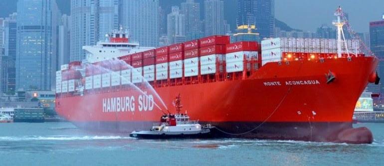 Maersk tipped to buy Hamburg Süd