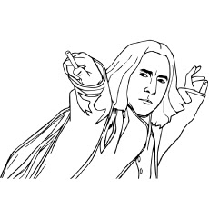 harry potter coloring pages voldemort at getcolorings