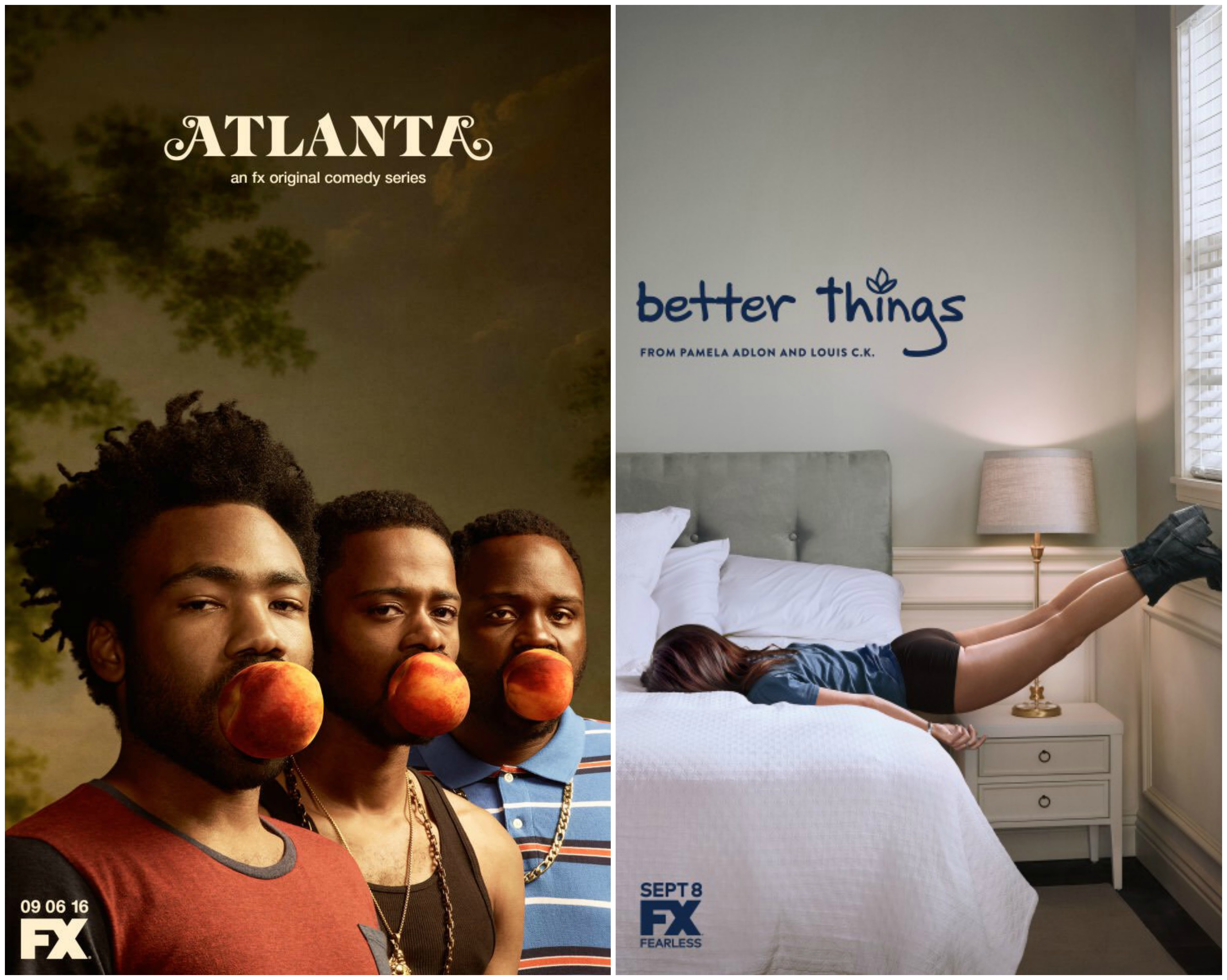 FX Renews New Comedy Series Atlanta And Better Things