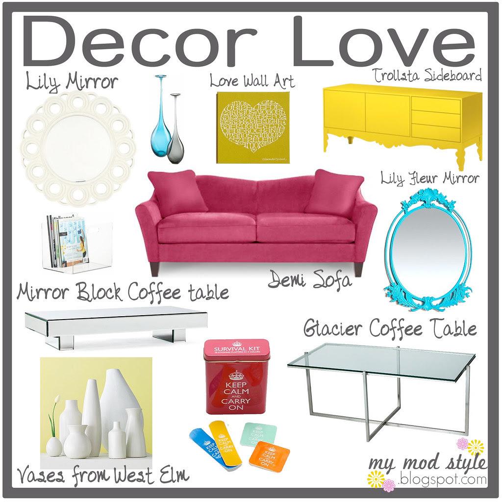 Decor Love - March 2010