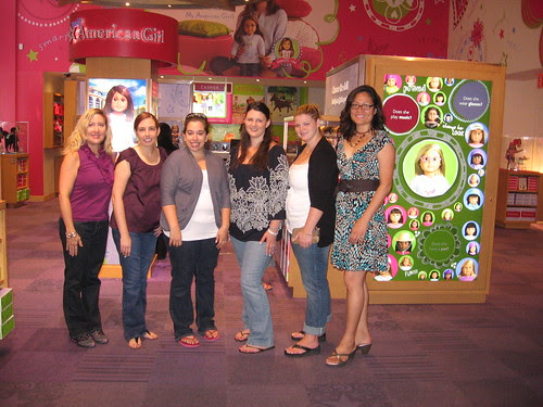 The American Girl Shine On Now Parent Partners