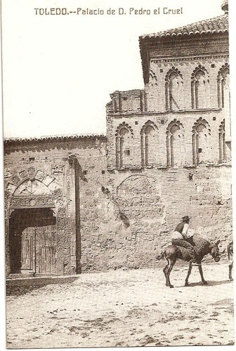 Palacio del Rey Don Pedro I El Cruel