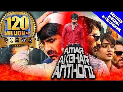 Amar Akbhar Anthoni (Amar Akbar Anthony) 2019 New Hindi Dubbed Full Movi...