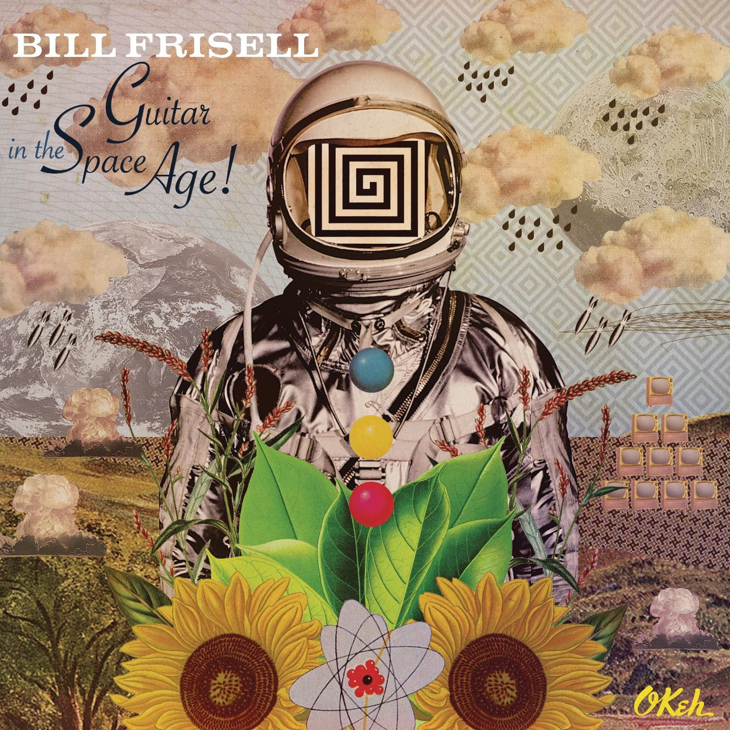 Bill Frisell - Guitar in the Space Age cover