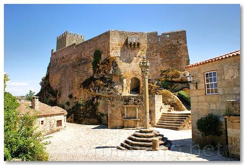 Castelo de Sortelha by VRfoto