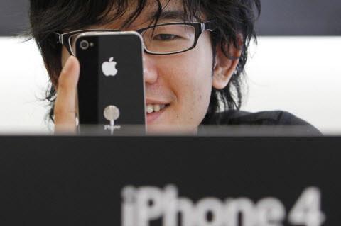 iphone 4 jepang