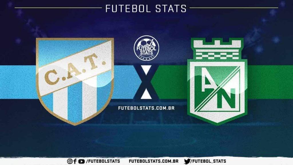 073d061f5500f Como assistir Atlético Tucumán x Atlético Nacional AO VIVO - GEsporte News