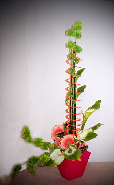 Floral Designs From Palomar District