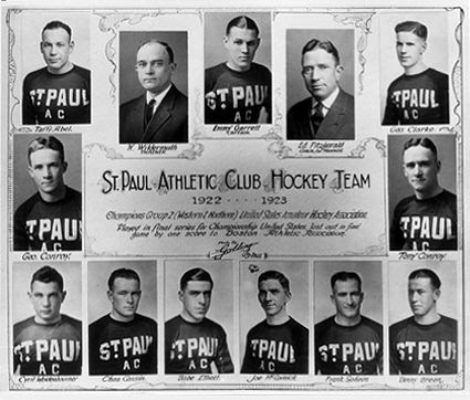 1922-23 St. Paul Athletic Club