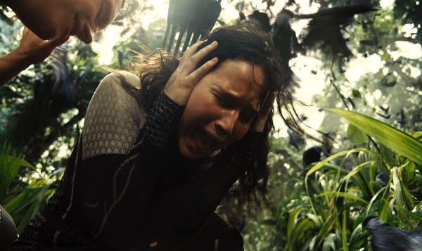 The Hunger Games Catching Fire 2013 Review Basementrejects
