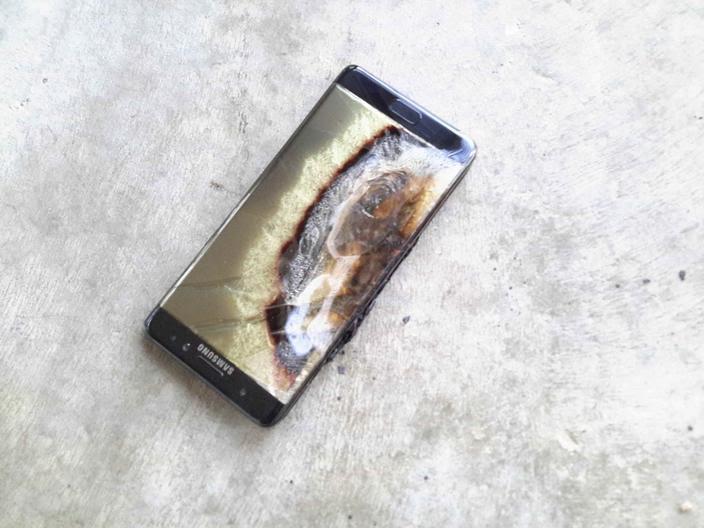 سامسونج لا تعرف سبب انفجار جالكسي نوت 7
