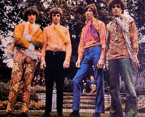 Pink Floyd ao vivo em 1967