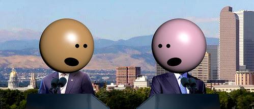 """Great Debate, """"Wah wah, wah wah, wah, waaah."""""""