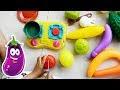SERU.!! Mainan Buah-buahan dan Sayuran Anak-anak